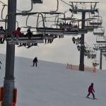 Stacja narciarska Szwajcaria Bałtowska - kolej krzesełkowa