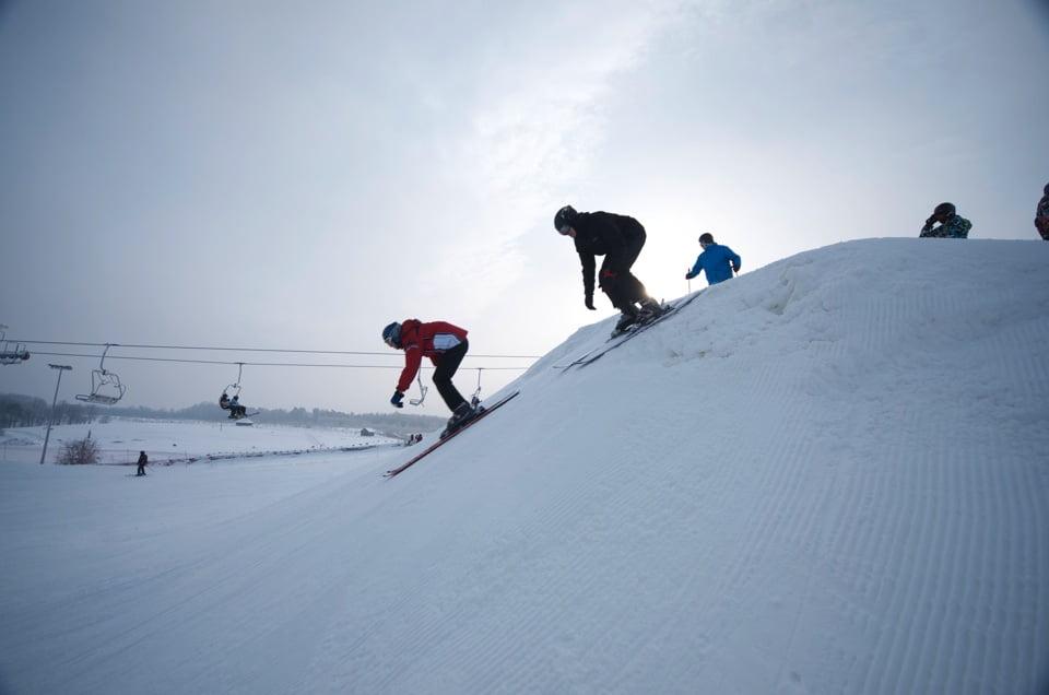 Stacja narciarska Szwajcaria Bałtowska