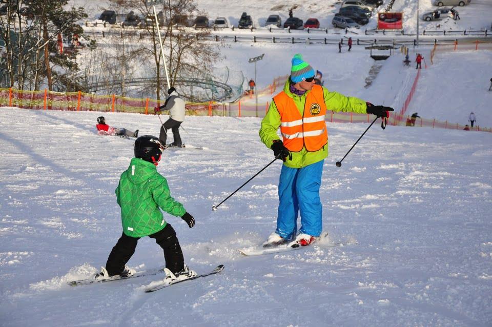szwajcaria bałtowska stacja narciarska