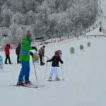Pierwsza lekcja z Amigo-Ski