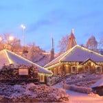 Ciepłe domki - Szwajcaria Bałtowska