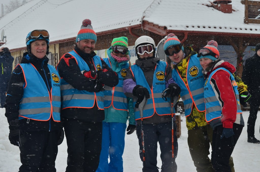Instruktorzy z Amigo-Ski