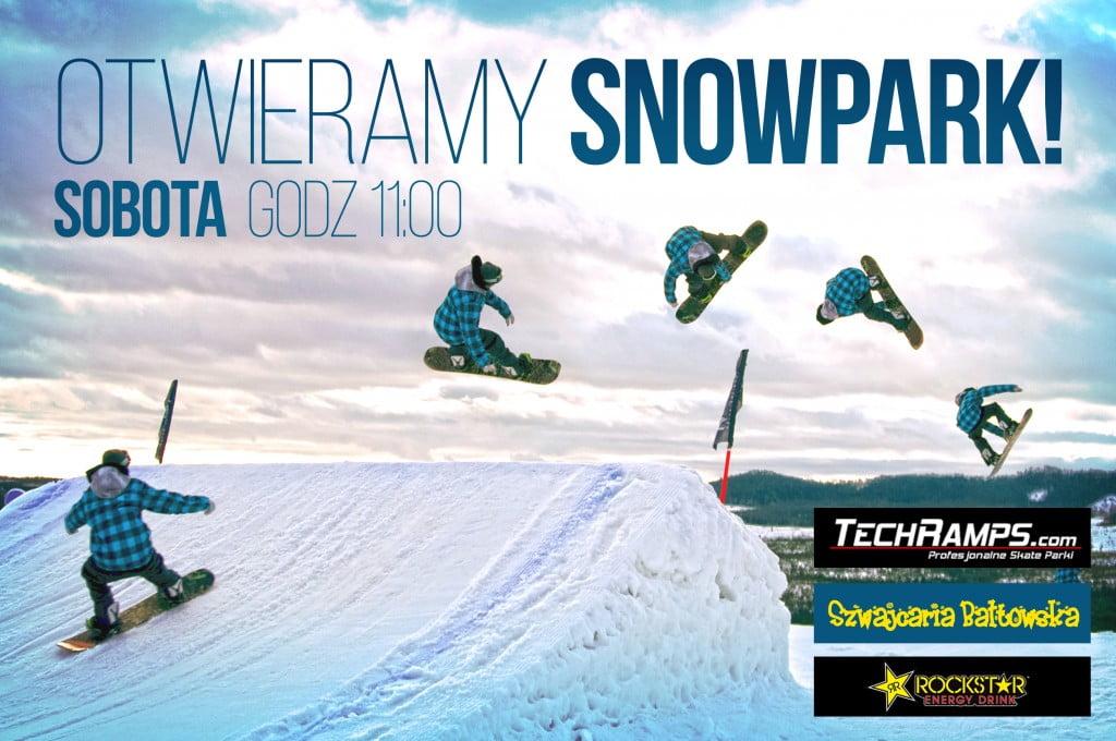 Otwieramy SNOWPARK