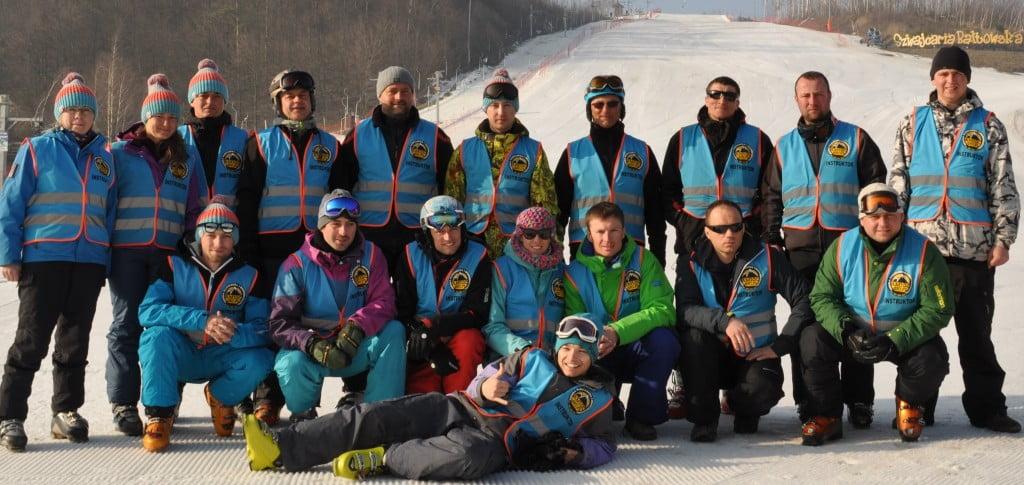 Instruktorzy Amigo-Ski
