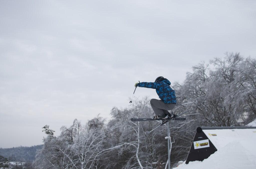 Snowpark - tricki