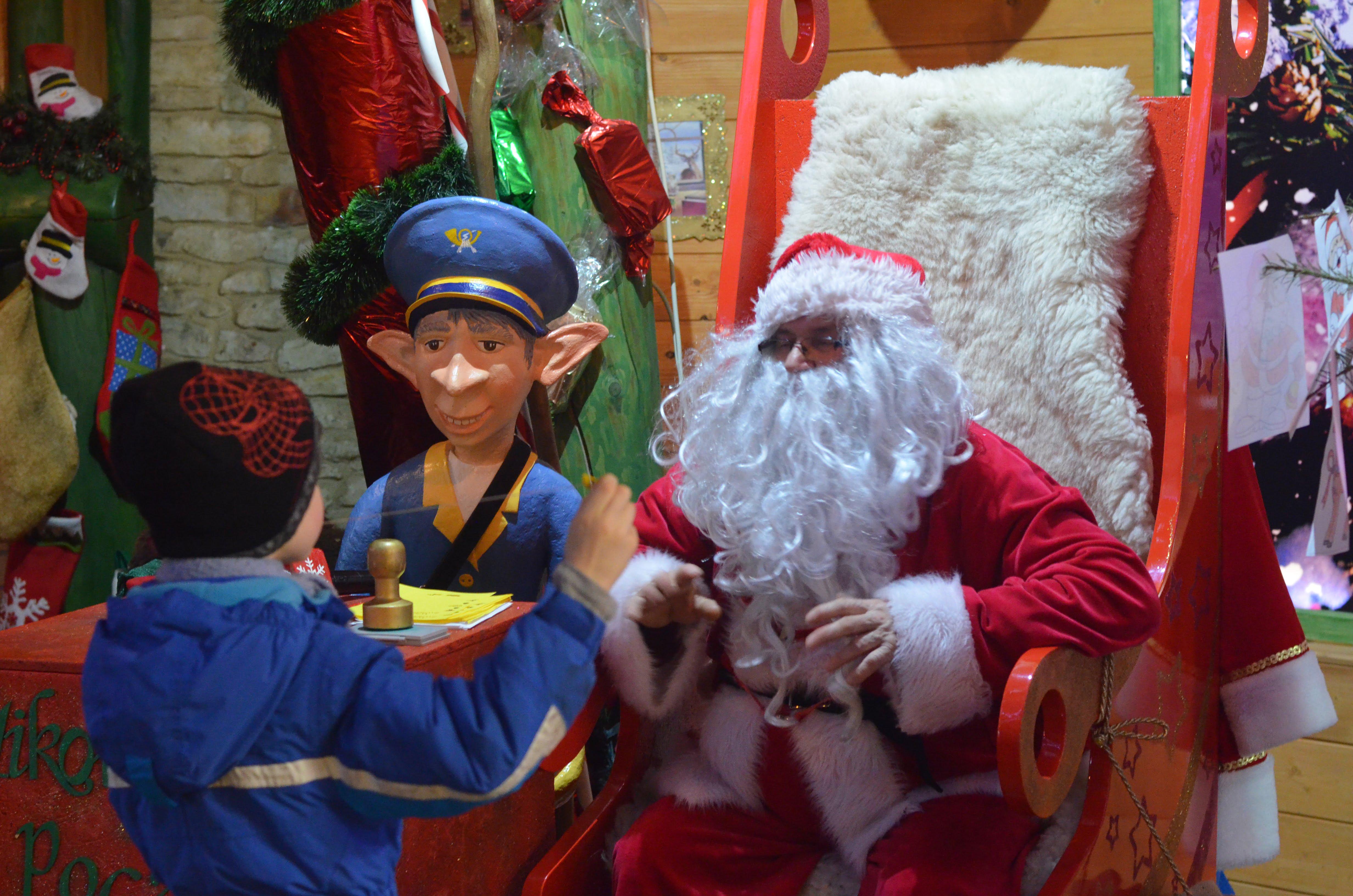 Święty Mikołaj - Bałtów
