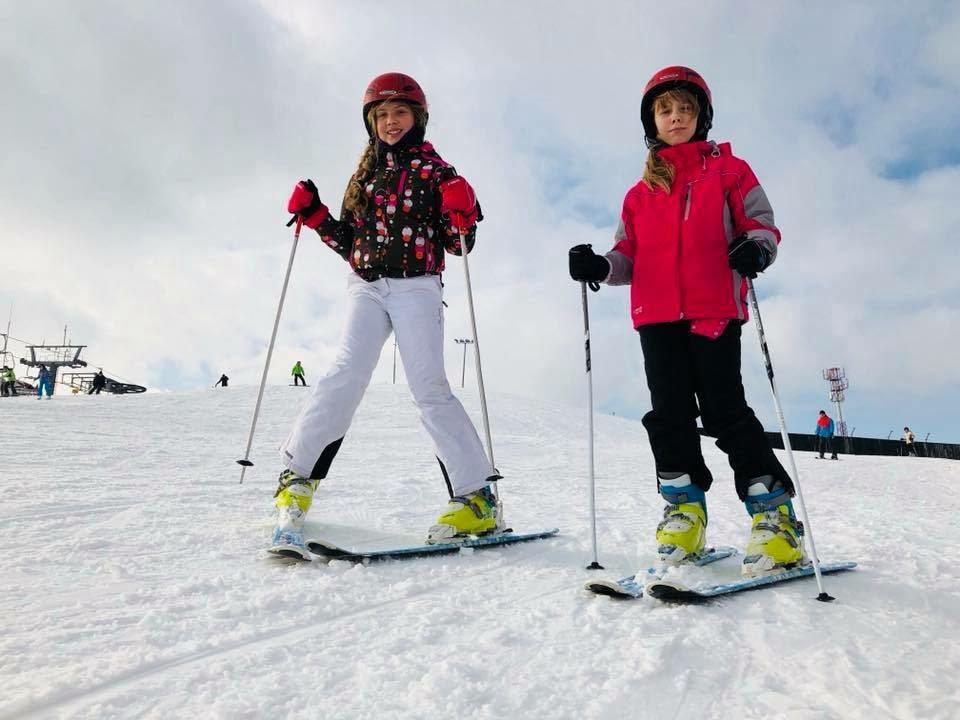 Styl jazdy na nartach
