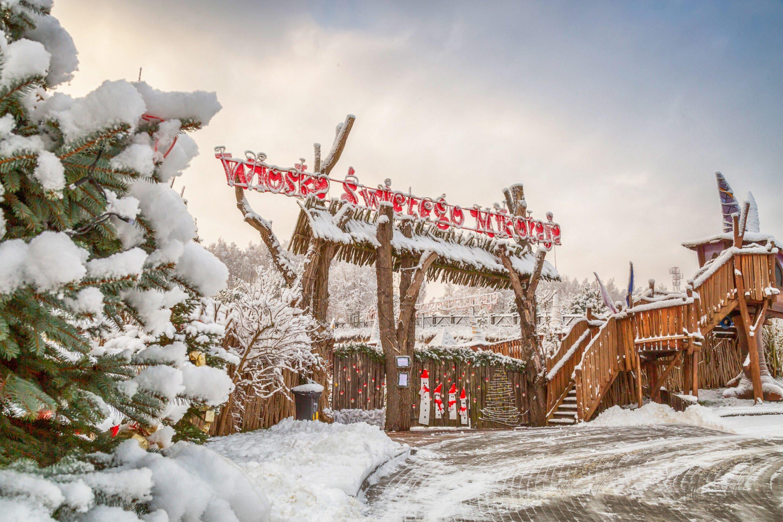 Wioska Swietego Mikolaja w Baltowie (2)