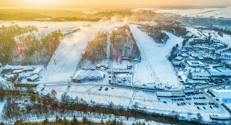 Stok narciarski blisko warszawy