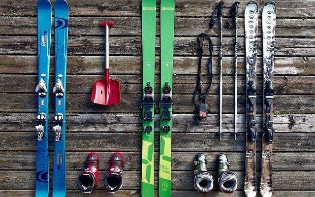 Jazda na nartach
